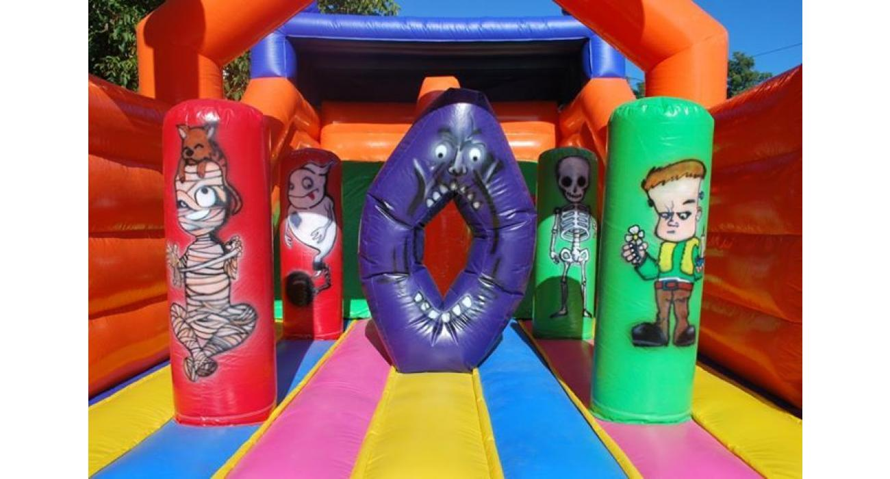 Inflable del terror