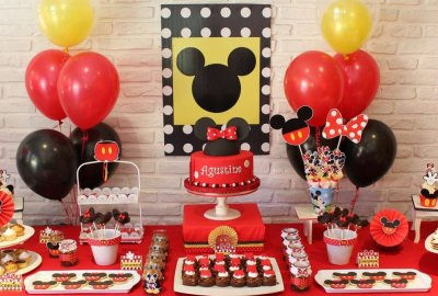 Fiesta infantil Mickey Mouse