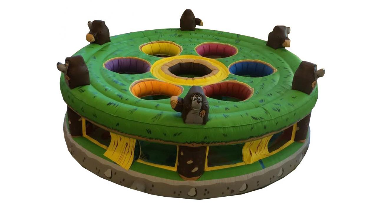 Inflable Whack a Mole