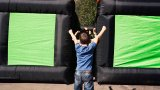 Activitat inflable | Laberint