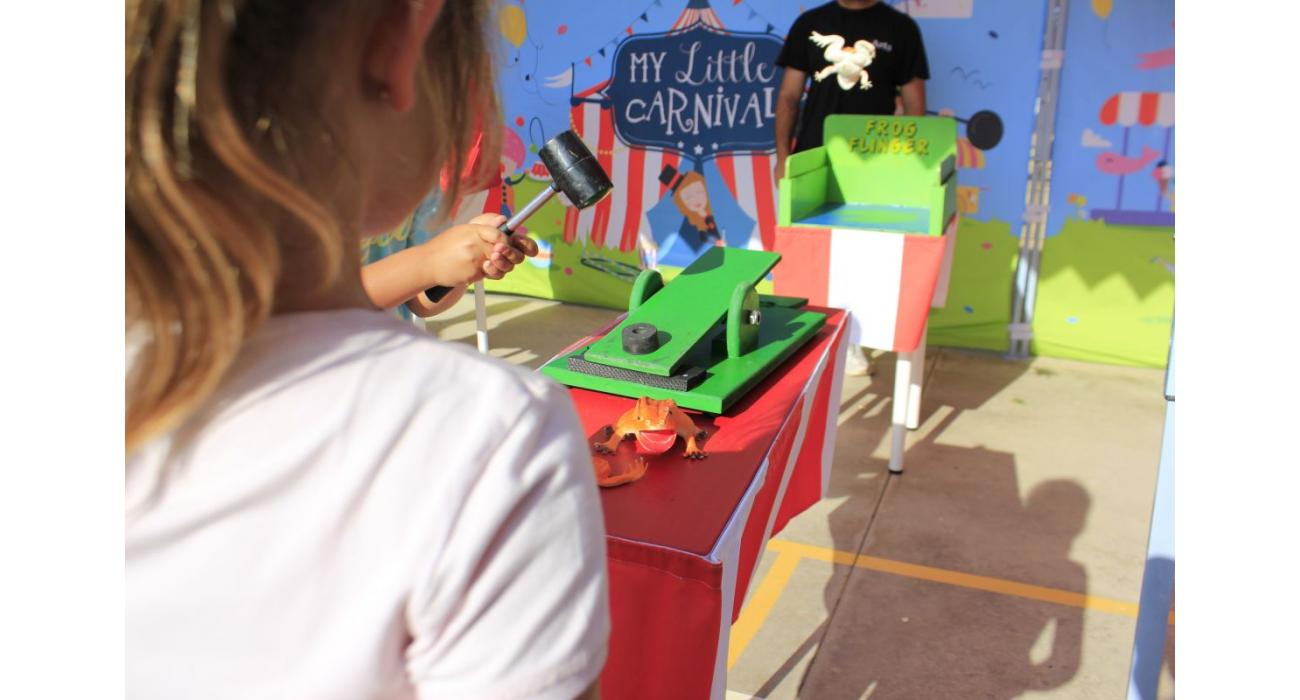 Jocs de fira | My little carnival