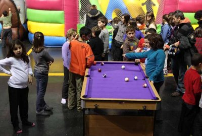 Activitat juvenil | Zona recreativa