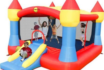 Inflable castell bebes