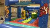 Inflable del mar