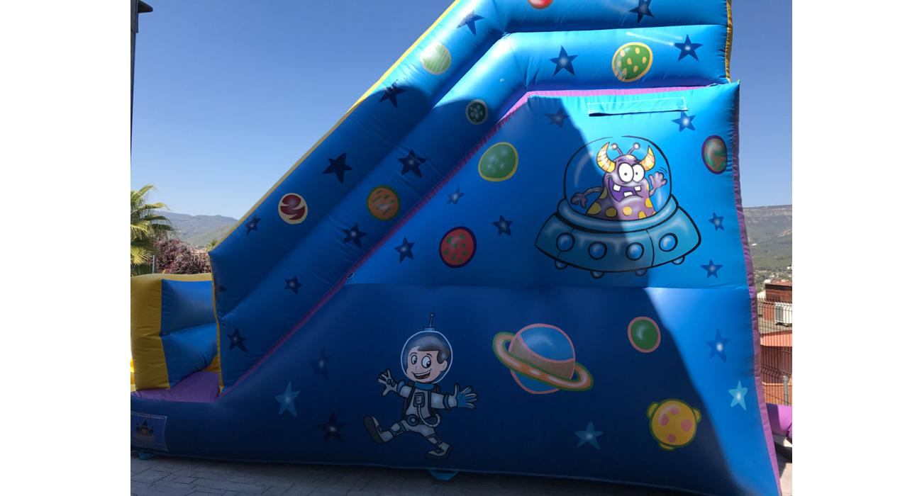 Inflable univers