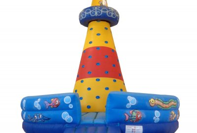 Rocòdrom inflable