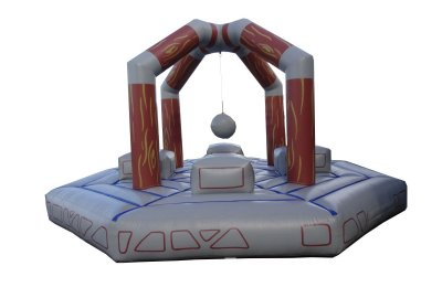 Inflable demolition